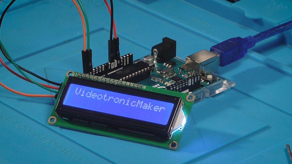 I2C LCD 1602
