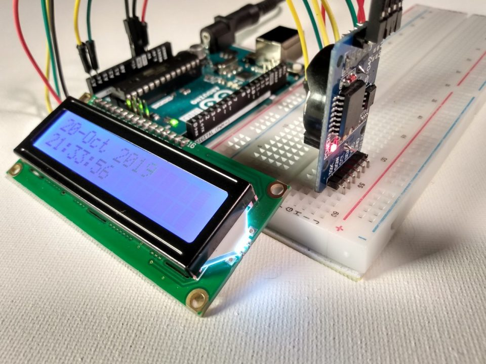i2c-lcd-rtc-3231-display-feature-arduino